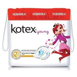 Прокладки Kotex Young Normal
