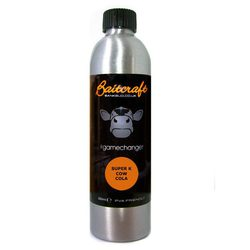 Аттрактант BAITCRAFT Super K Cow Cola 250мл