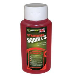 Аттрактант для пелетса Chapel Baits Squirts Strawberry 250мл