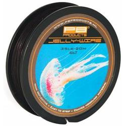 Поводковый материал PB Products Jelly Wire 20m 35lb Silt