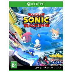Sega Team Sonic Racing
