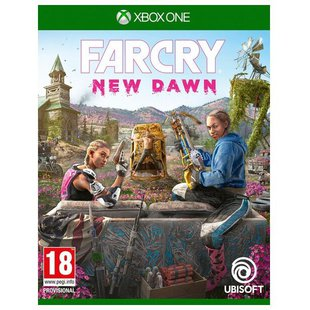 Ubisoft Far Cry New Dawn