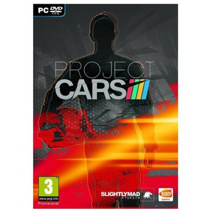 BANDAI NAMCO Entertainment Project CARS
