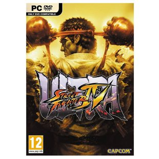 Capcom Street Fighter IV
