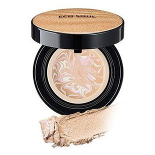 The Saem Тональный крем Eco Soul Essence Foundation Pact 16 г